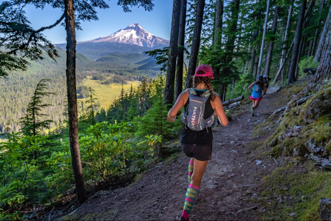 ultramarathon, trail runner, mount hood, trail running, ultrarunning, pacific crest trail, pct, endurance running