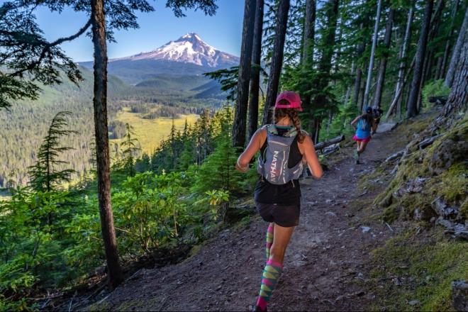 ultramarathon, trail runner, mount hood, trail running, ultrarunning, pacific crest trail, pct, endurance running