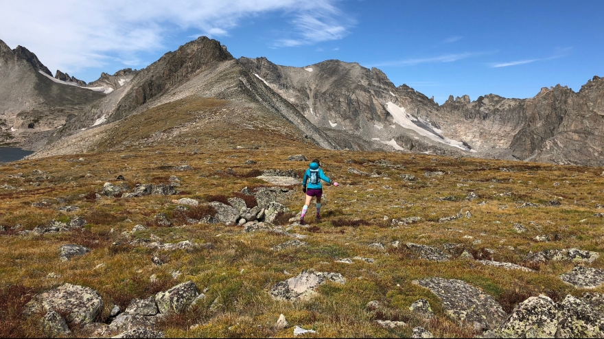 mountain running, trail running, ultra running, hiking, colorado, indian peaks wilderness, niwot ridge, altitude, boulder